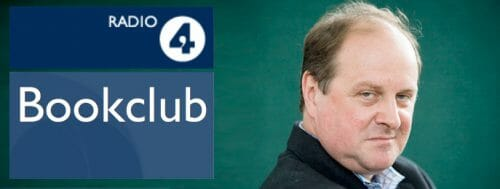 "Victoria on ""Book Club"" with James Naughtie."