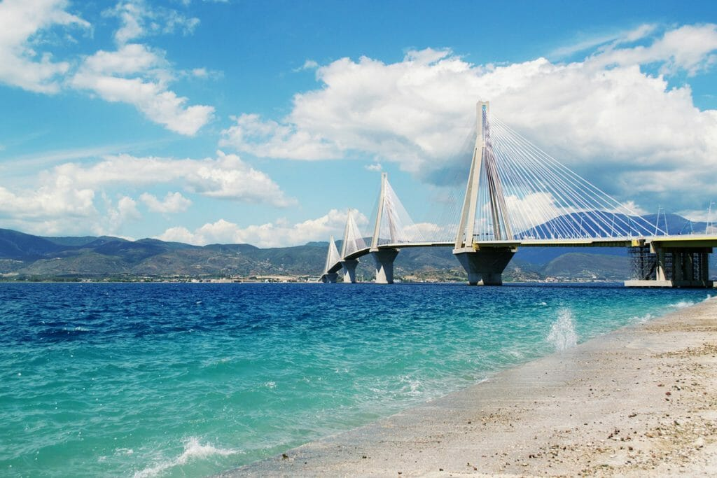 Patra represents the extremes of Greece – sublime and mundane