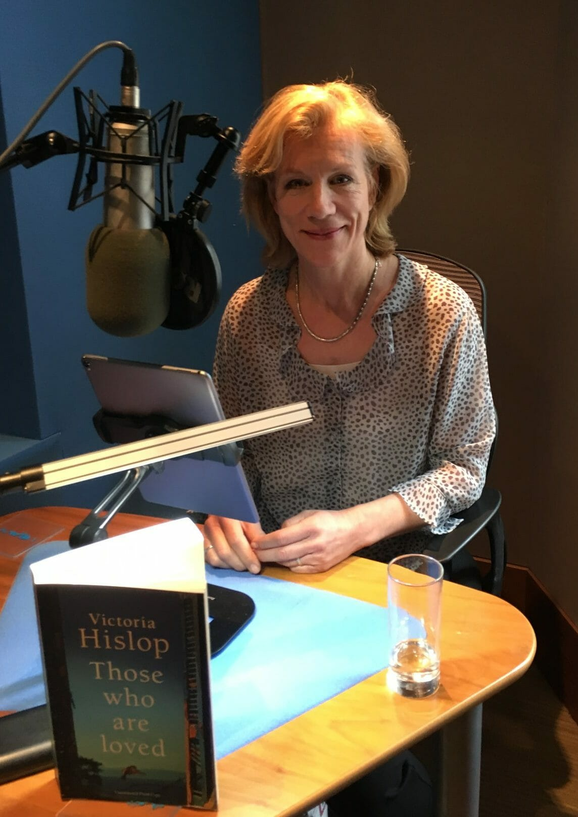 "Juliet Stevenson reads ""Those who are Loved"""