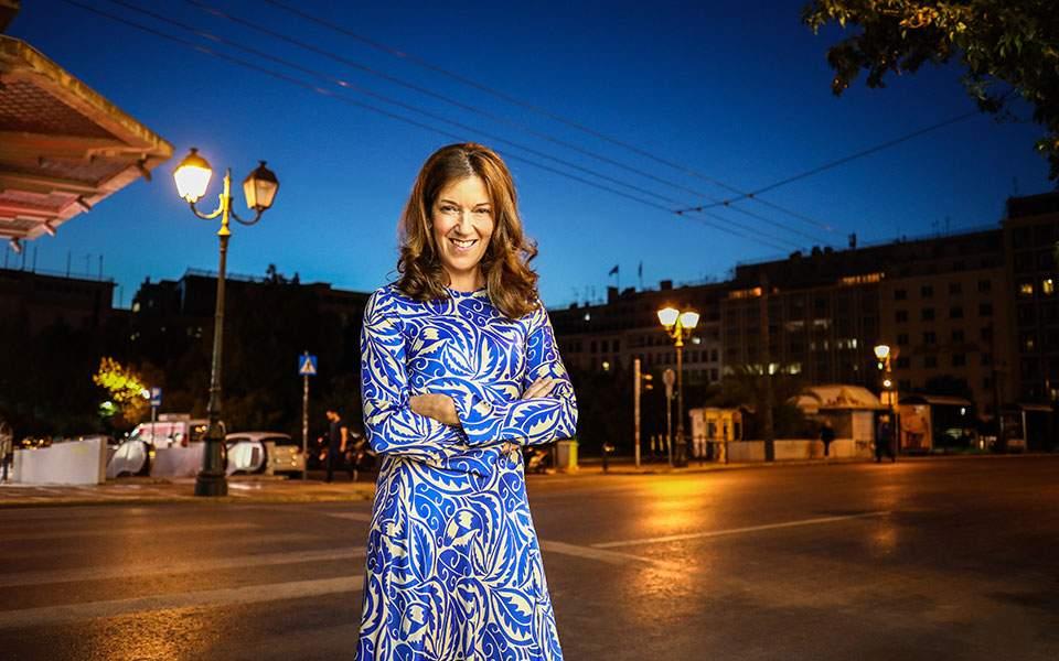 Βικτόρια Χίσλοπ στην «Κ»: Θέλω να μάθουν οι Βρετανοί την πραγματική Ελλάδα
