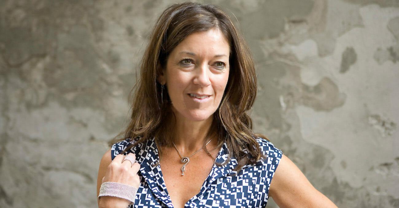 Victoria Hislop, British author.
