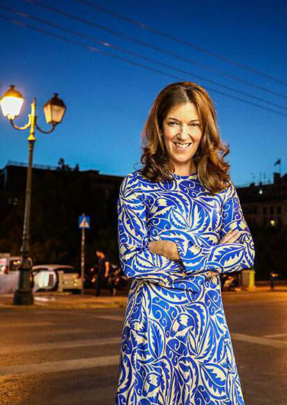 Victoria is given Honorary Greek Citizenship